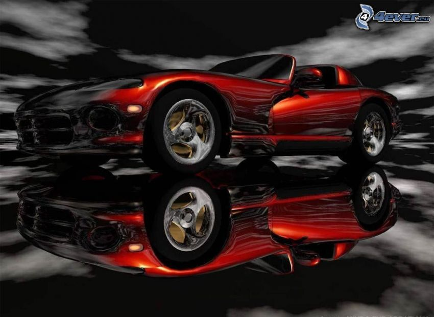 Dodge Viper, samochód