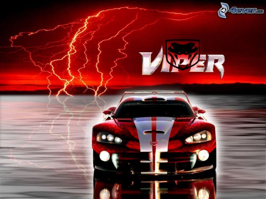 Dodge Viper, tuning