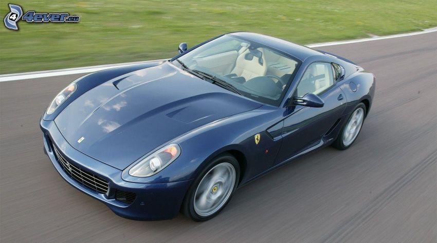 Ferrari, prędkość
