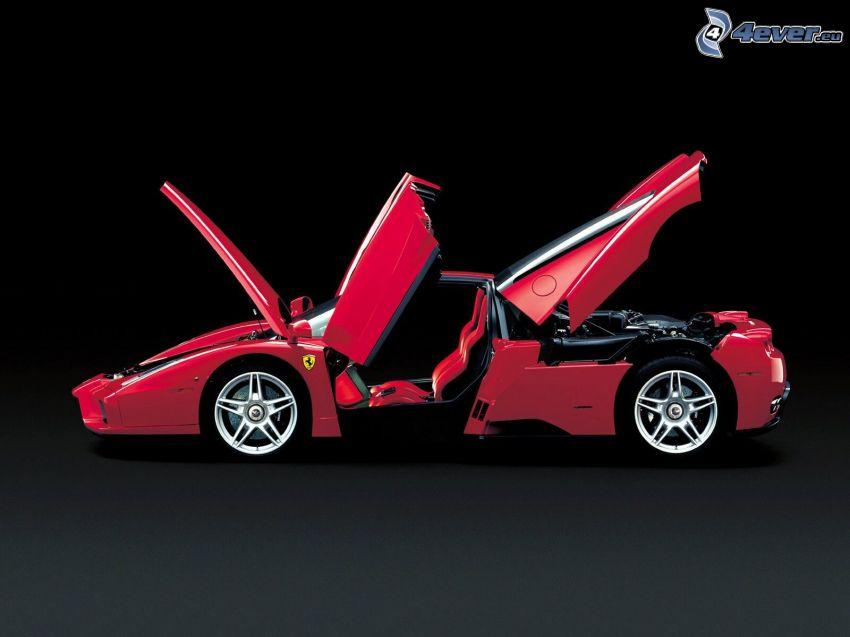 Ferrari Enzo, sportowe auto