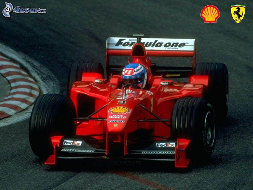 Ferrari F1, formuła, Michael Schumacher