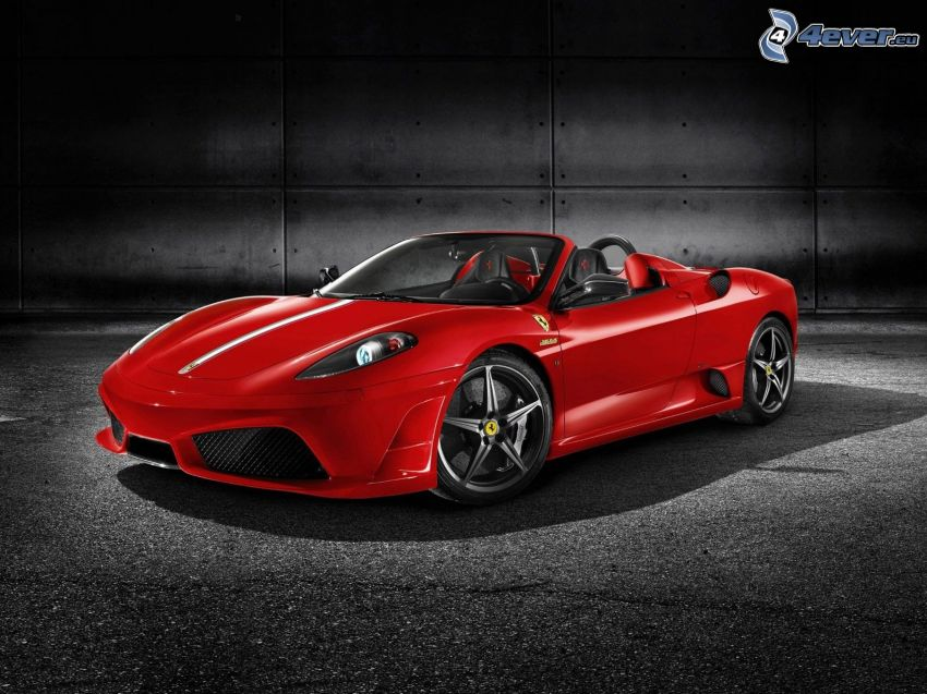 Ferrari F430, kabriolet