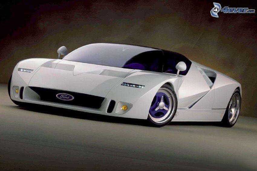Ford GT90, projekt
