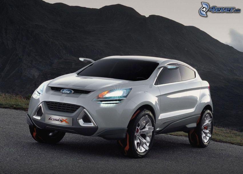 Ford Iosis, wzgórze