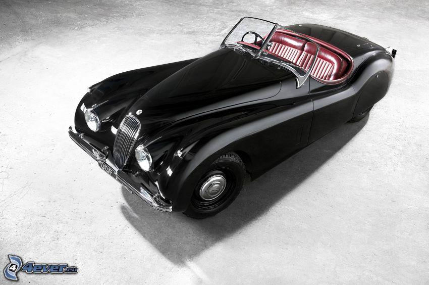 Jaguar XK, kabriolet, weteran