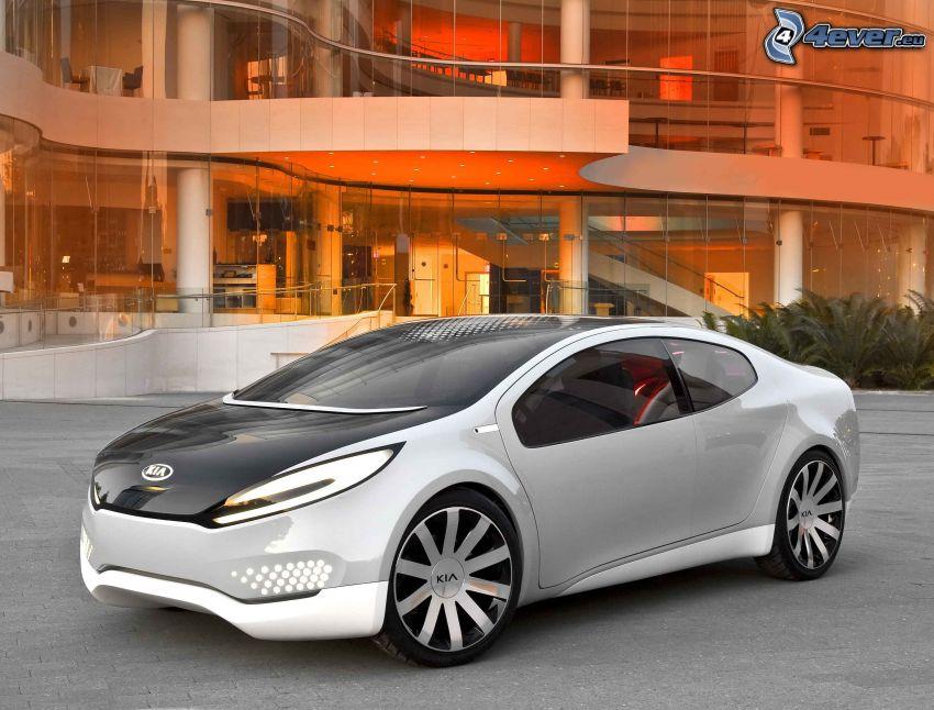 Kia Ray Plug, samochód elektryczny