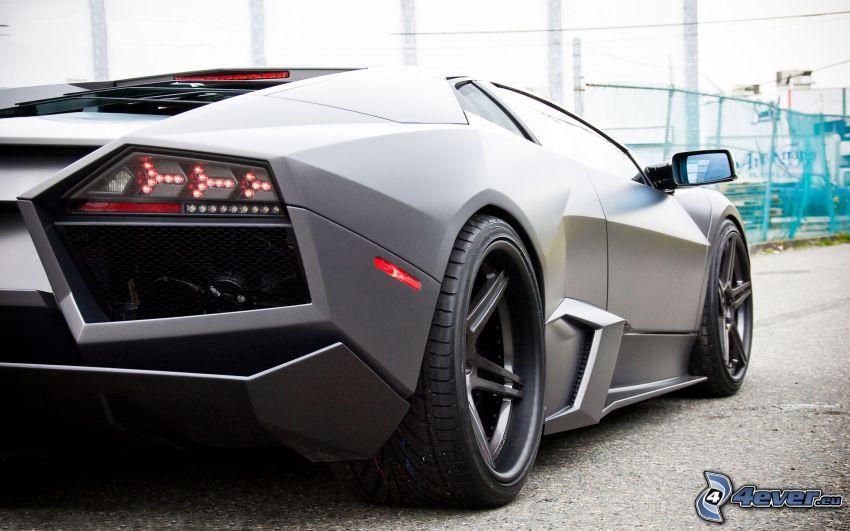 Lamborghini Reventón, tylne światła