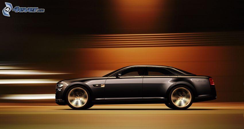 Lincoln Continental, prędkość