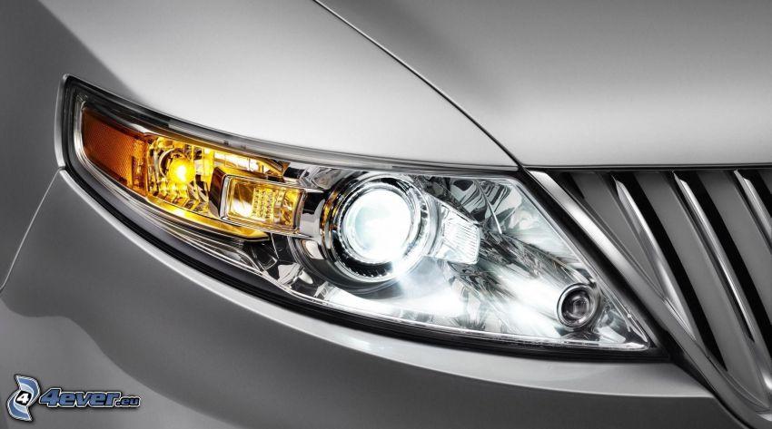 Lincoln MKS, reflektor