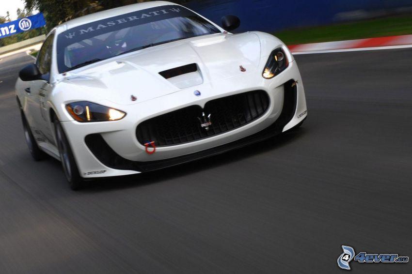 Maserati GranTurismo, prędkość