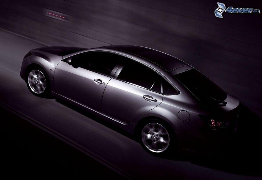 Mazda 6, prędkość
