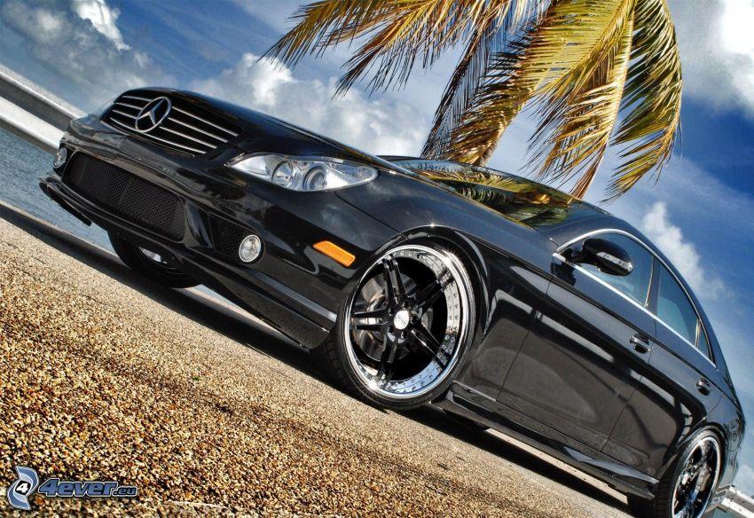 Mercedes-Benz CLS, palma