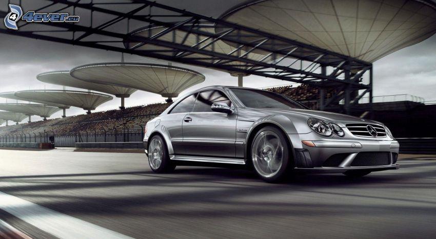 Mercedes-Benz S63 AMG, prędkość