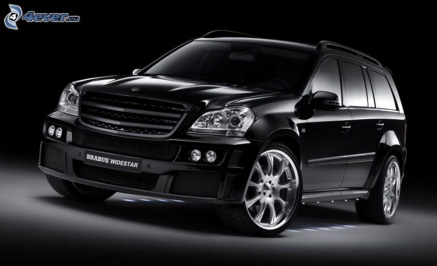 Mercedes Brabus, SUV