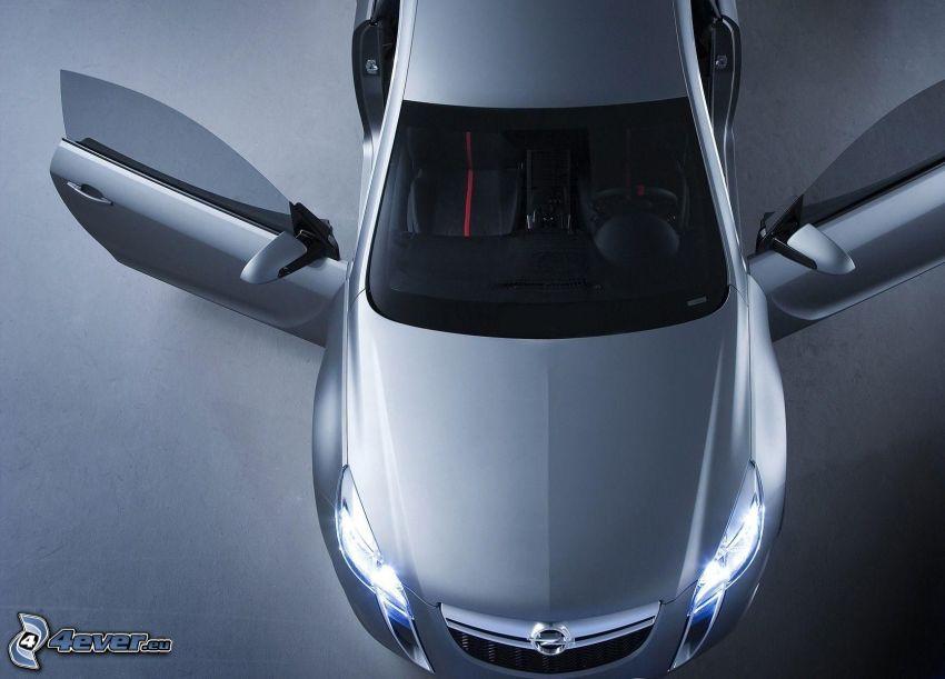 Opel, drzwi