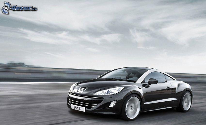 Peugeot, prędkość