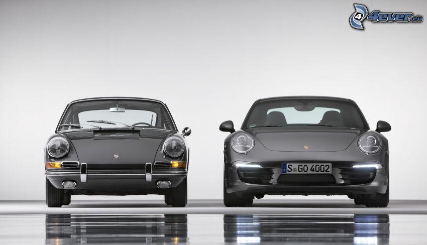 Porsche 911, weteran, ewolucja