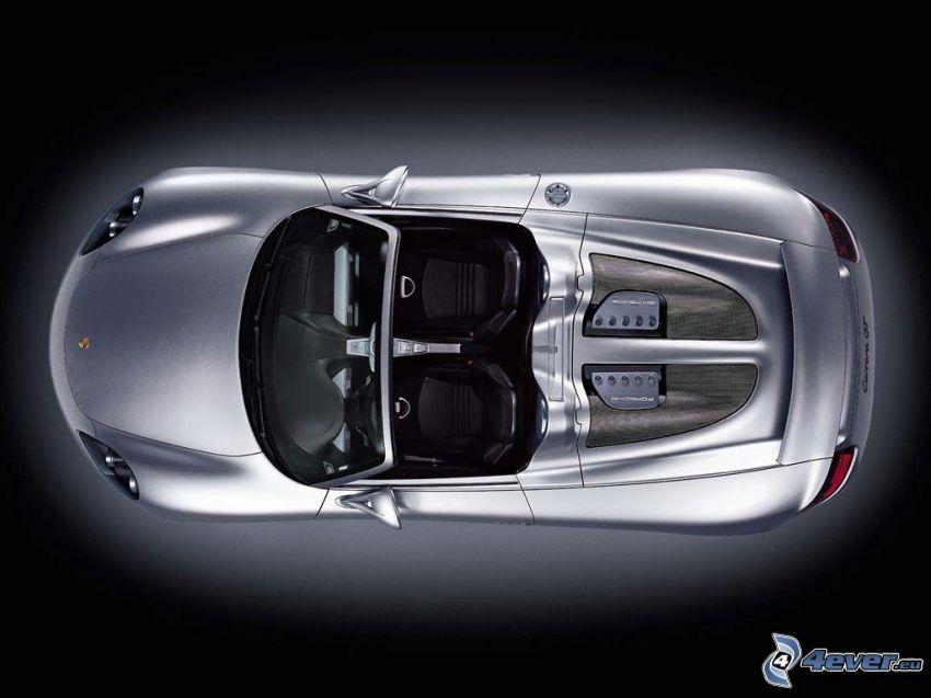 Porsche Carrera GT, kabriolet