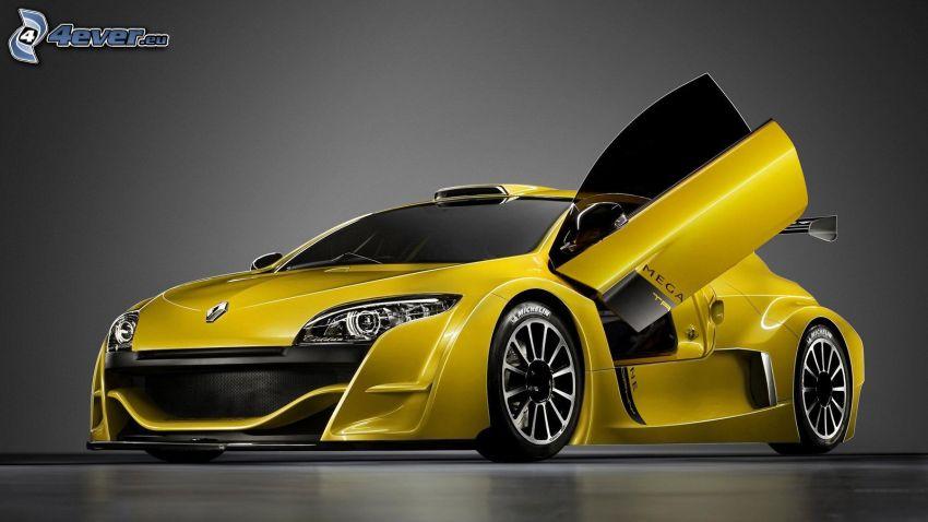 Renault Mégane, drzwi