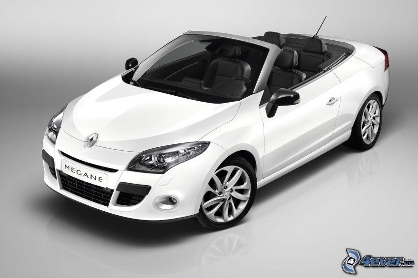 Renault Mégane, kabriolet