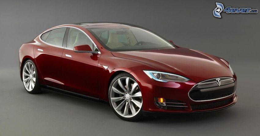 Tesla Model S, samochód elektryczny