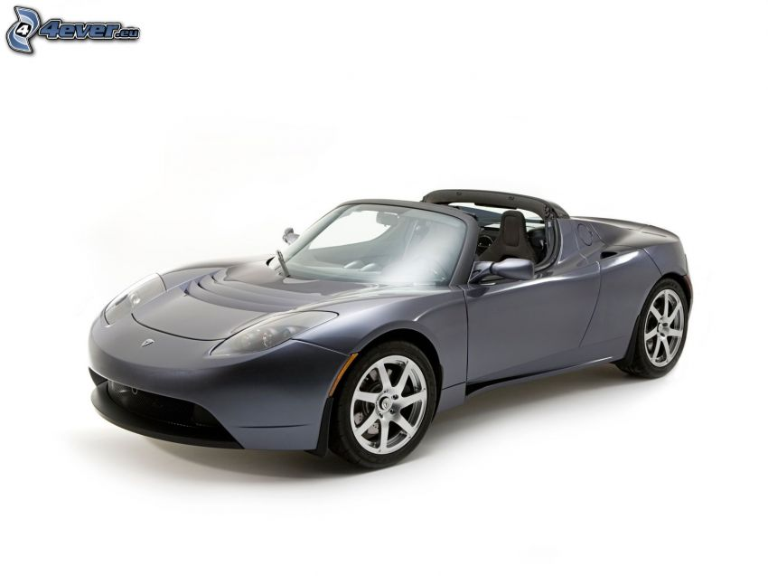 Tesla Roadster, samochód elektryczny