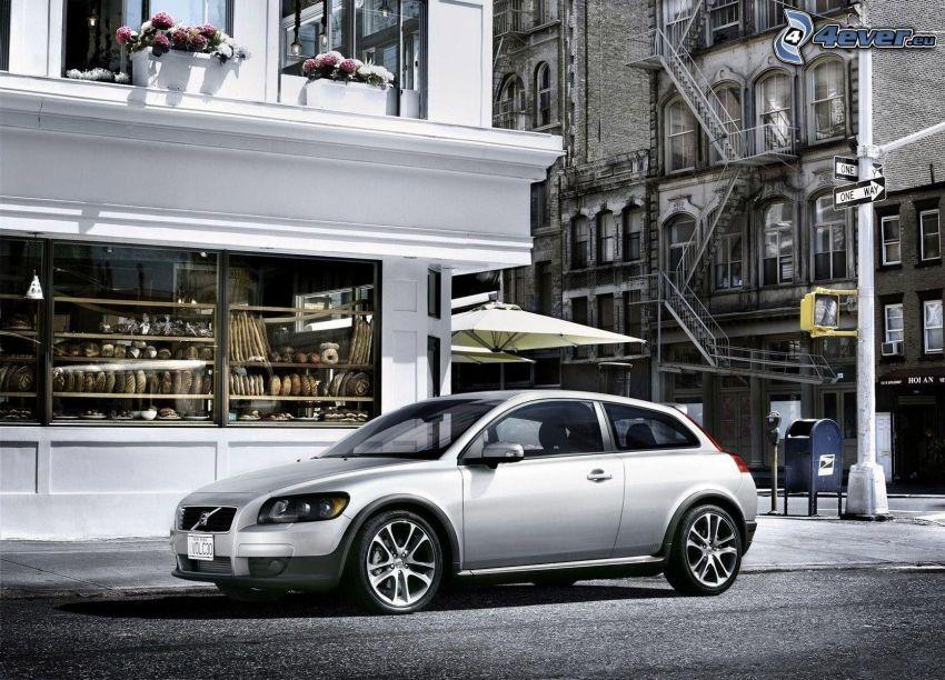 Volvo C30 Heico, ulica