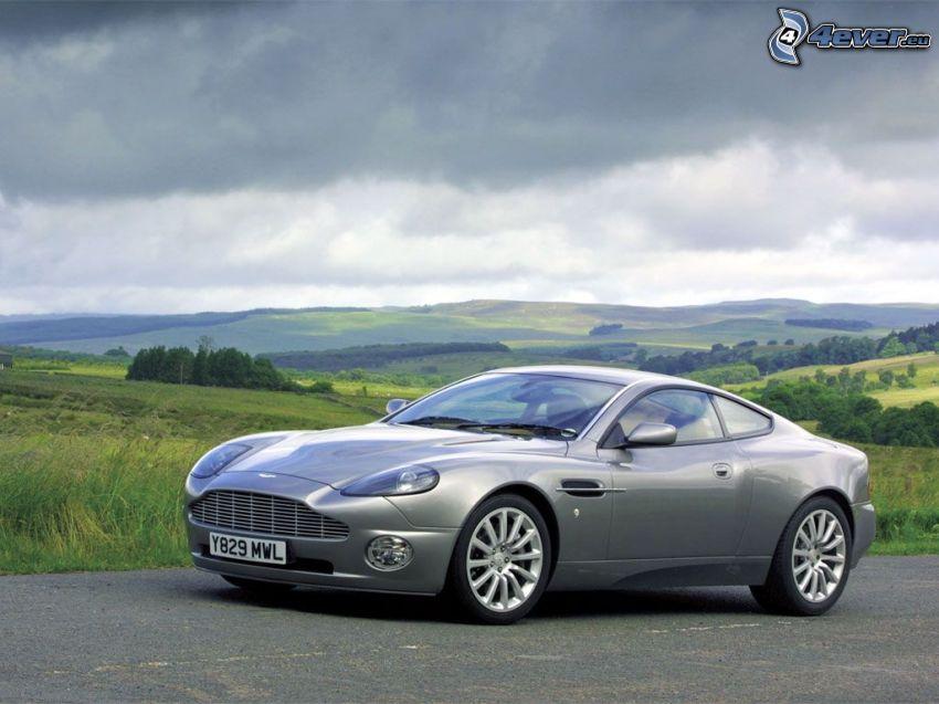 Aston Martin, krajobraz