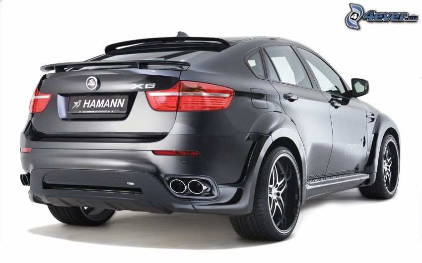 BMW X6, Hamann