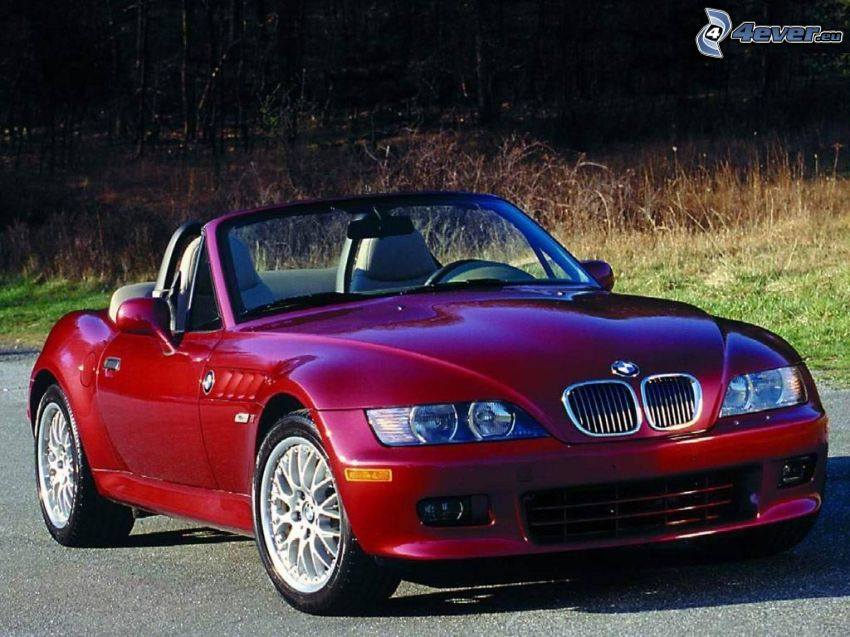 BMW Z3, kabriolet