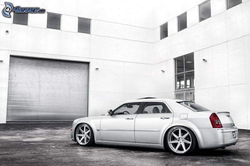 Chrysler 300, garaż