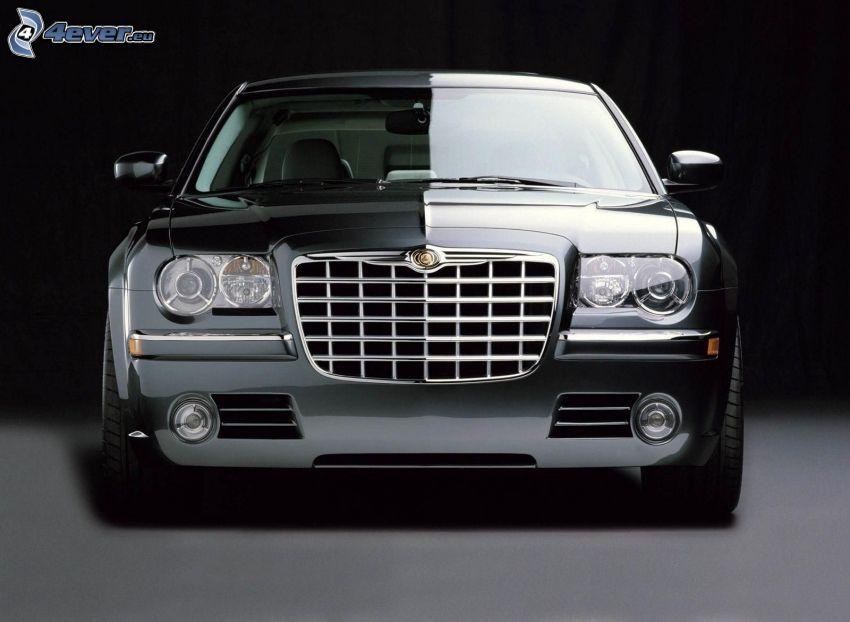 Chrysler 300, przednia maska