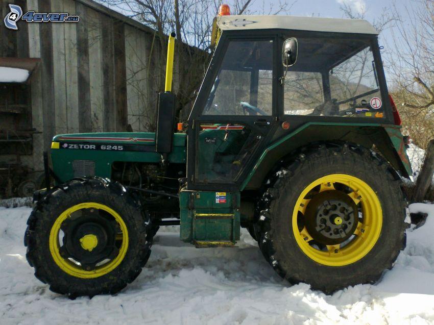 Zetor 6245, ciągnik