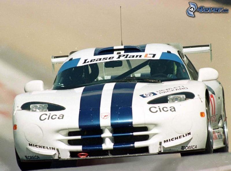 Dodge Viper, auta wyścigowe