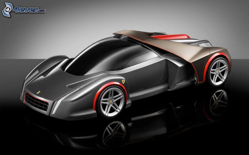 Ferrari 599 GTB Fiorano, projekt