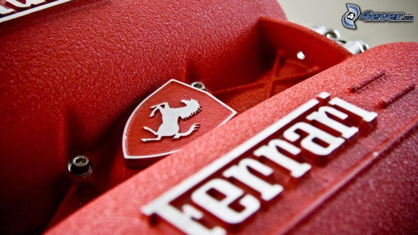 Ferrari F430, silnik