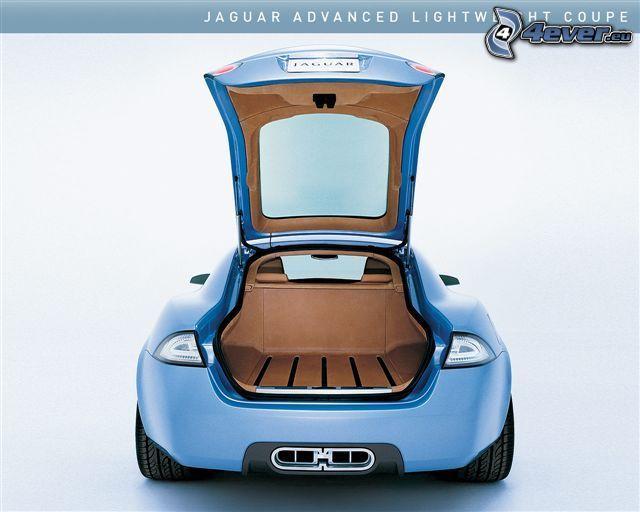Jaguar, Advanced Lightweight Coupe