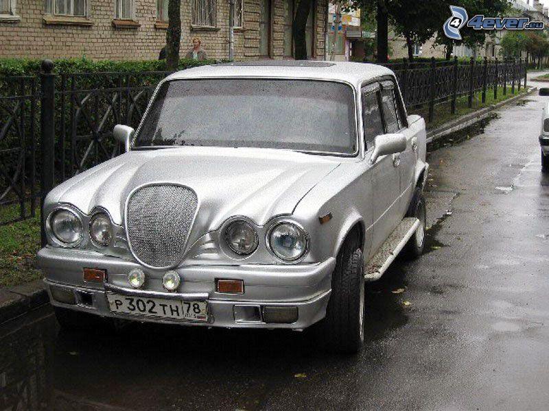 Lada, tuning, Jaguar