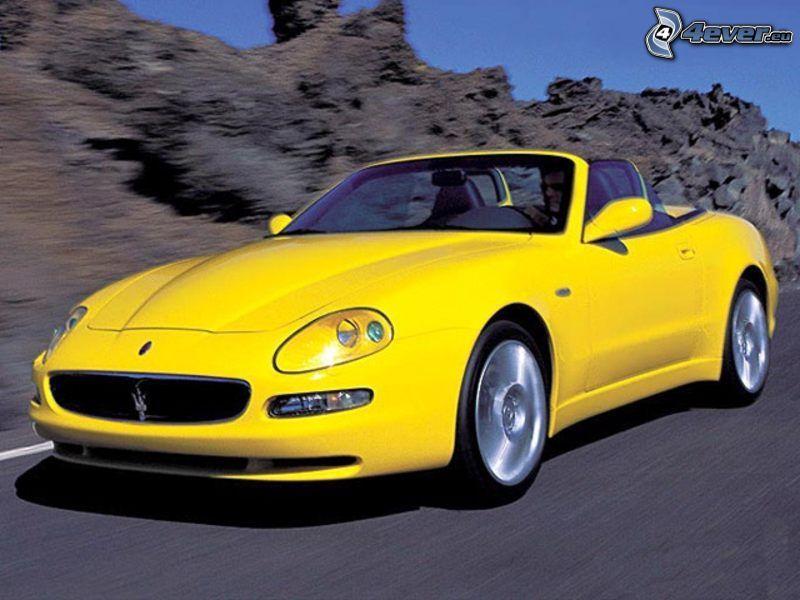 Maserati Spyder GT, kabriolet