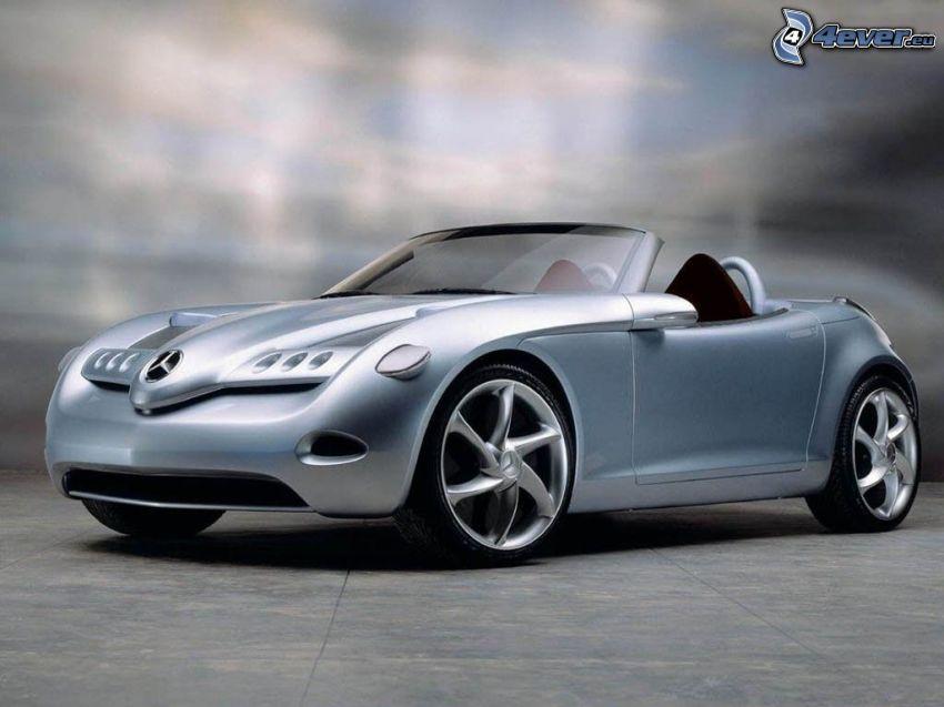 Mercedes, projekt, kabriolet