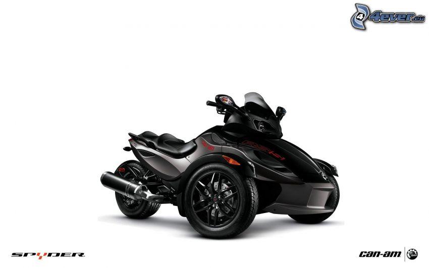 Can-Am Spyder RT, rower trzykołowy