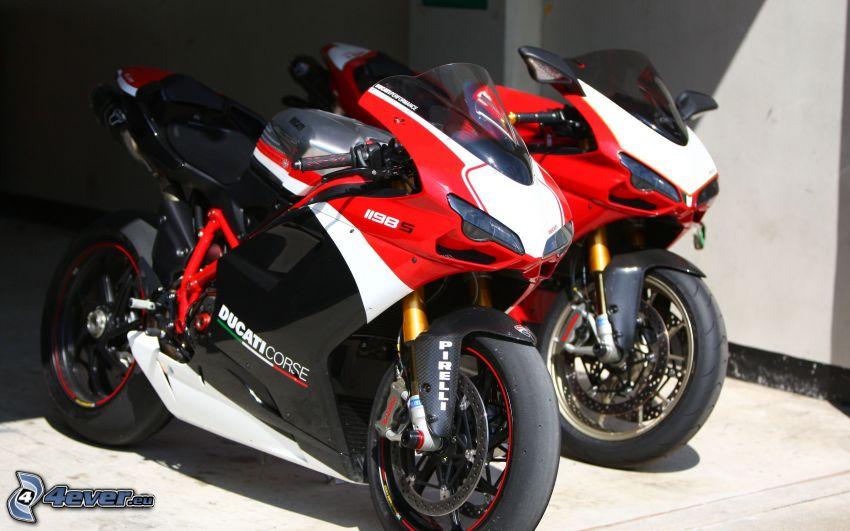 Ducati 1198S Corse