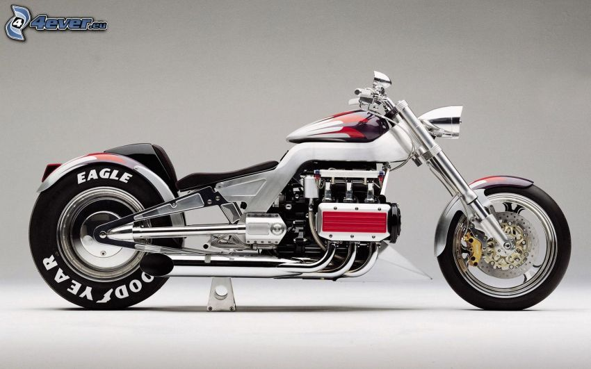 Honda T4, chopper