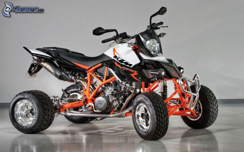 quad, KTM