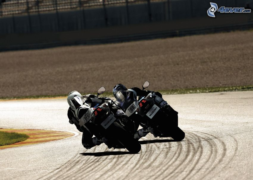 Suzuki GSX-R, wyścigi, wyścigi, torowe