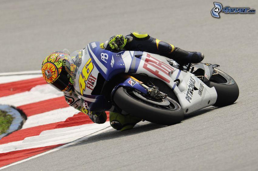 Valentino Rossi, zawodnik, Fiat, wyścigi, torowe