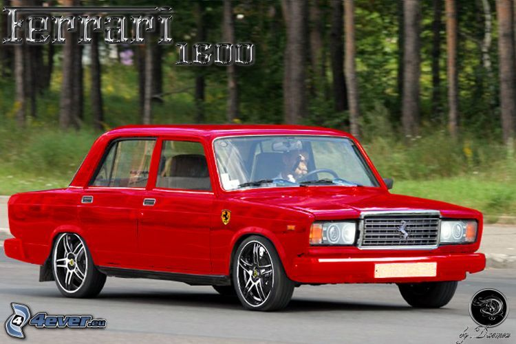 Lada, virtual tuning