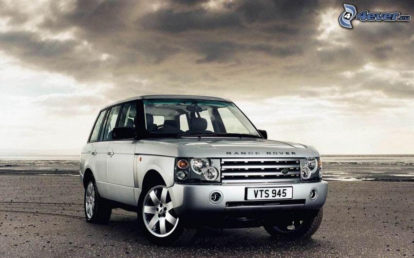 Range Rover, chmury