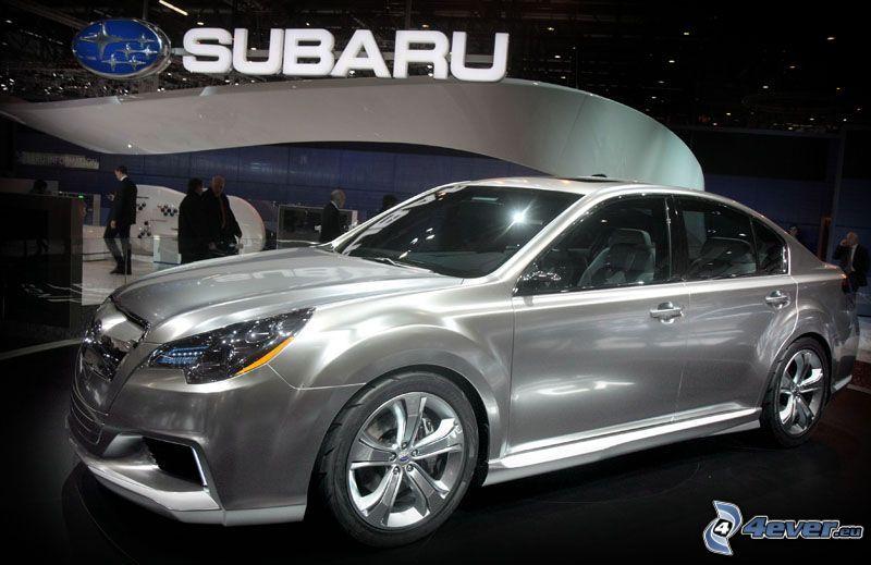 Subaru, autosalon