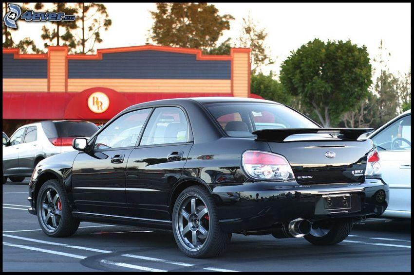 Subaru, samochód